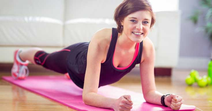 Quick and Effective Exercises To Try At Home