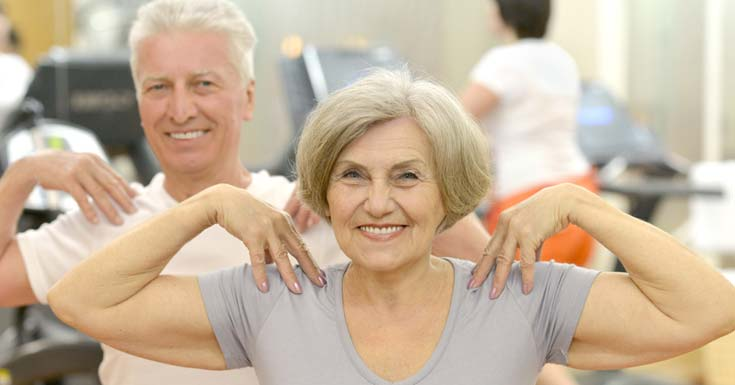 Exercises to Help Relieve Arthritis Aches and Pain