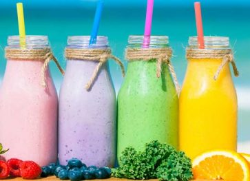 5 Benefits of Vegetarian Smoothies