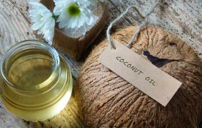 7 Benefits of Coconut oil for Health, Skin and Hair