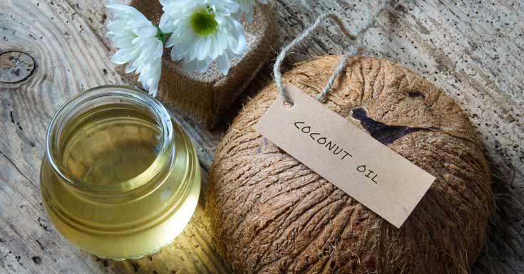 7 Benefits of Coconut oil for Health Skin and Hair