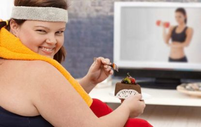 5 Ways to Lose Weight by Watching TV!