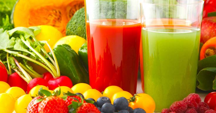 Juicing Solutions That Can Help You Reduce Weight