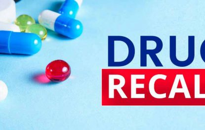 Explaining Consumer Drug Recalls