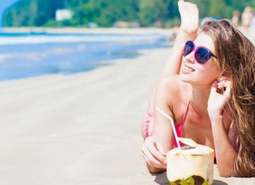 Why Coconut Water is Best for Anti-Wrinkle Care?