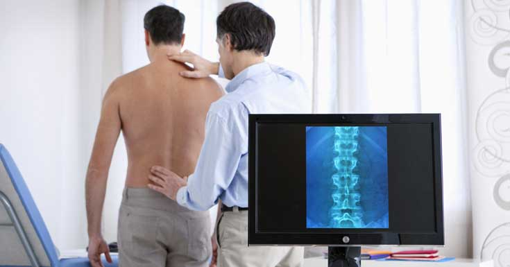 Bad Posture Leads to Back Pain