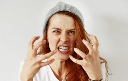anger ruin health