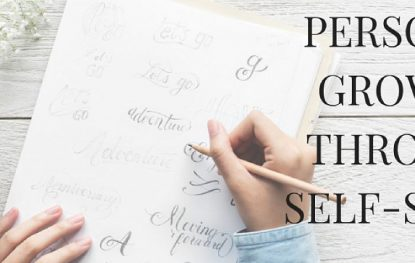 The Secrets to Your Personal Growth Through Self Study