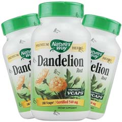 Nature's Way Dandelion Root Review: Does It Work For Water Retention?