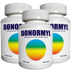 Does Donormyl Help Relieve Insomnia?