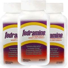 fedramine reviews