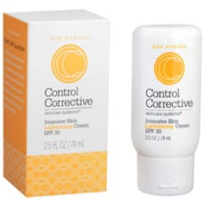 Control Corrective Intensive Skin Lightening Cream