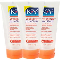 K Y Warming Jelly Personal Lubricant