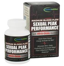 Magnum Blood Flow Sexual Peak Performance