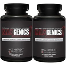 Maxgenics testosterone booster side effects