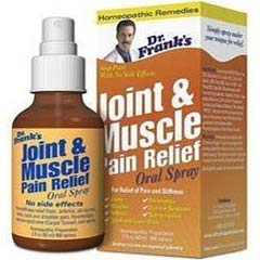 Does  Dr. Frank's No Pain Spray Really Work?