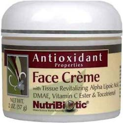 Nutribiotic Anti-Aging Face Cream