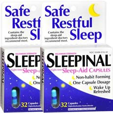 Does Sleepinal Help Relieve Insomnia?