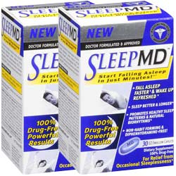 Does Sleep MD Help Relieve Insomnia?