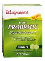 Walgreens Probiotic