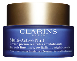 CLARINS Multi-Active Night Cream