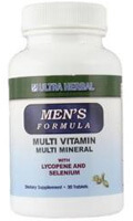 Ultra Herbals Multi Vitamin For Him