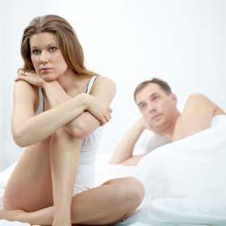 Anorgasmia and Erectile Dysfunction