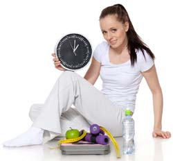 Healthy Ways to Lose* Weight