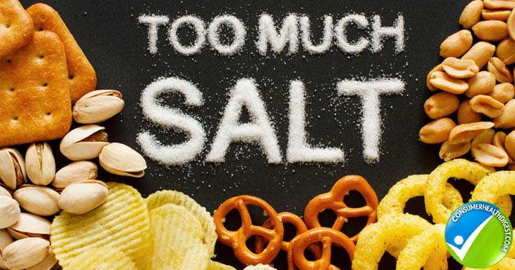 Avoid The Salty Isle In A Supermarket
