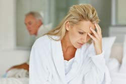 Difference between Menopause Hot Flushes and Fever