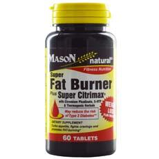 Fat Burner Plus Super Citrimax