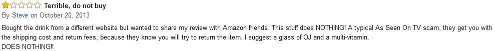 Steve Cust Reviews