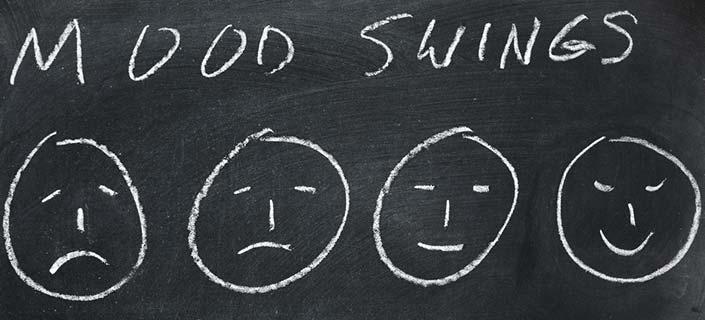 Mood Swings: Symptoms, Cause, Risks Factors, Treatments
