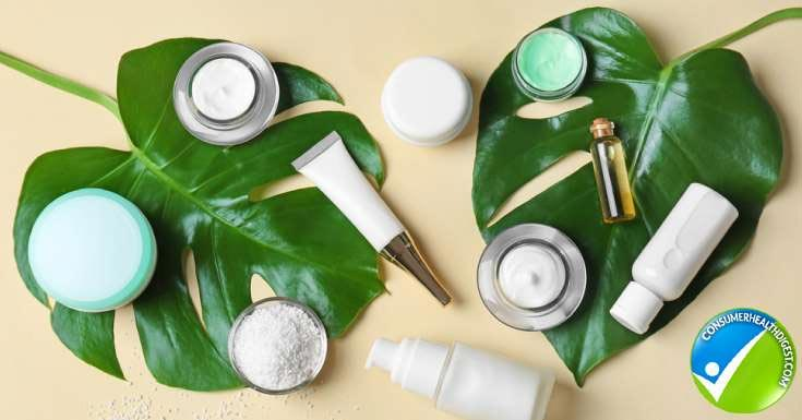 Natural Cosmetics Leaves