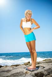 Prolonged Sun Exposure and Danger of Cellulite