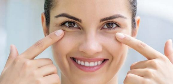 Different Kinds of Under Eye Skin Problems