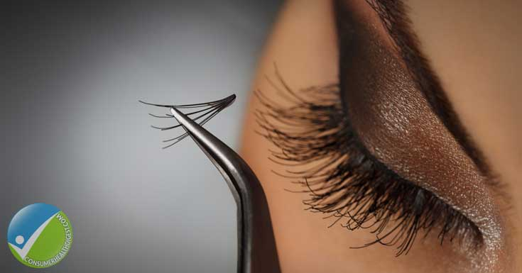 Are Eyelash Extensions and False Eyelashes Safe?