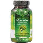 Inflamma Less Irwin Naturals Review: How Safe and Effective Is This Liquid Softgel?
