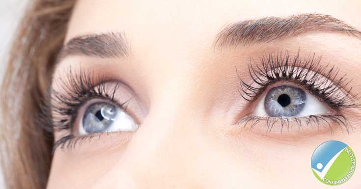 Longer and Thicker Eyelashes