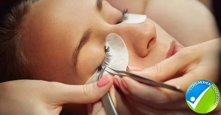 Maintain Eyelash Extension