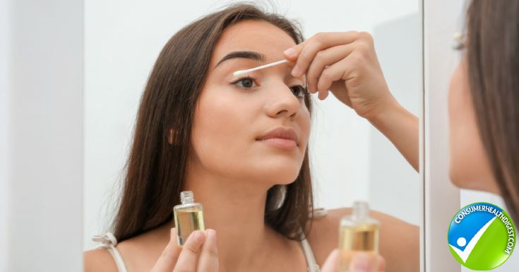 Remedies For Loss of Eyelashes