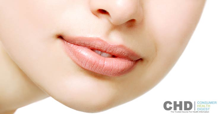 chapped lips (cheilitis): causes, symptoms, treatments and prevention, Skeleton
