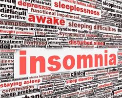Top 10 books about insomnia