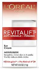 RevitaLift Anti-Wrinkle + Firming Eye Cream Review (UPDATED 2017)