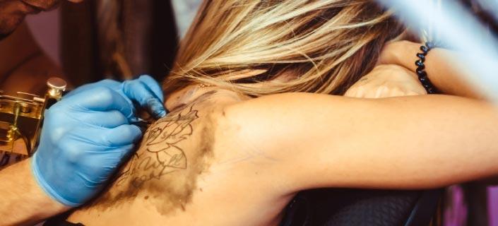 Tattoos Over Stretch Marks - Do Tattoos Cover Stretch Marks?