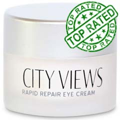 City Views Rapid Repair Eye Cream