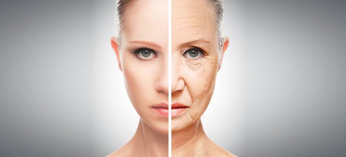 Darker Skin Wrinkle Less Than Lighter Skin