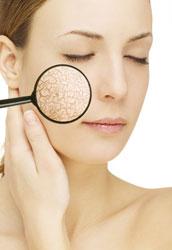Dry Skin Wrinkles