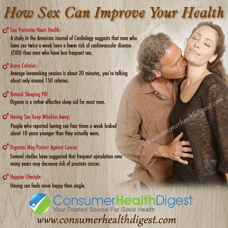 Is sex good for heart