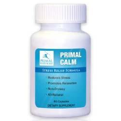 Primal Calm Stress Release Formula